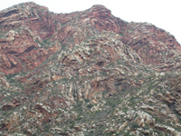 Swartberg rock formations
